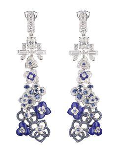 Chaumet Hortensia 2 Earrings