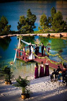 Lake Las Vegas Wedding Love The Look Of It And Looks Very Simple