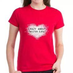 #Crazy about #TwisterDjPat