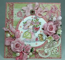 Card by Bonnie O'Claire stamp by LOTV