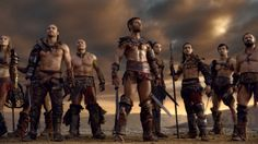 munus spartacus war of the damned - Google zoeken