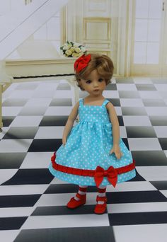 Seussical  sundress for Dianna Effner Little by DarlingLilBee