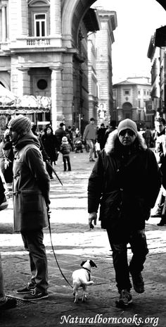 Florence, people.