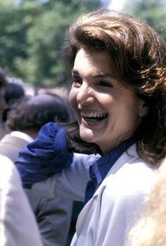 Jackie Kennedy makes me sad JFK wasn't there