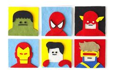 Charming Illustrations Created With Fuzzy Felt - DesignTAXI.com