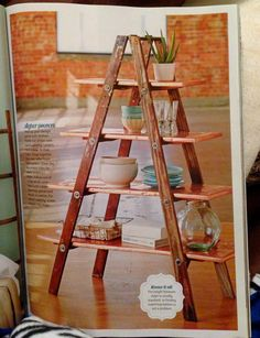 So cute!! Love this, but no idea where it would go -- maybe against the wall in the dining room?