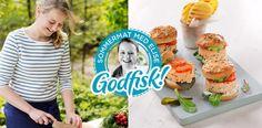 Sommermat med Elise kampanjeside Bacon, Muffin, Breakfast, Food, Morning Coffee, Essen, Muffins, Meals, Cupcakes