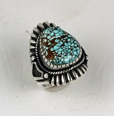 Harry H. Begay – Sterling Silver Ring