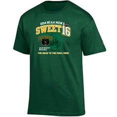 #Baylor Men's Basketball 2014 NCAA Sweet 16 T-Shirt