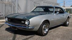 1968 Chevrolet Camaro | #Mecum #Anaheim