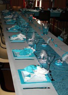 décoration de table pour anniversaire de mariage - Recherche Google ...