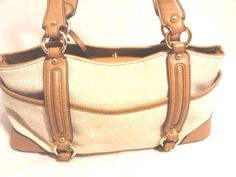 Etienne Aigner Jute Tote-Shoulder Bag **Available USA Only *** #EtienneAigner #TotesShoppers $39