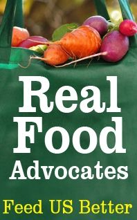 A team of bloggers coming together to help promote better food & inspire us to get involved in our own food journey; through their actions, may we learn to become better consumers :) A MUST site to check out! FoodRevolution