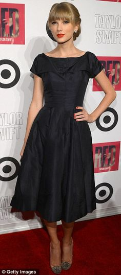 Taylor Swift attends the Taylor Swift and Target Red Deluxe Edition CD Release Launch Party at Skylight West in New York