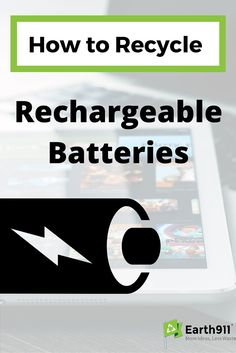 Battery recycling is so important. I just found a place to recycle my laptop using the Earth911 recycling search. Check it out.