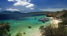 Bali Island, looks like Hawaii :D