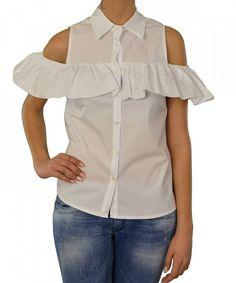 Γυναικείο πουκάμισο Lipsy λευκό με βολάν 1170505D #γυναικείαπουκάμισα #ρούχα #στυλάτα #fashion #μόδα #γυναίκες #βραδυνά #μεταξωτά Lipsy, Ruffle Blouse, Women, Fashion, Moda, Fasion, Fashion Illustrations, Fashion Models