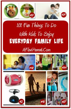 101 Fun Things To Do With Kids To Enjoy Everyday Family Life - A Fine Parent. This is an amazing list! Mindful Parenting, Gentle Parenting, Kids And Parenting, Craft Activities For Kids, Educational Activities, Toddler Activities, Activity Ideas, Parenting Humor, Parenting Hacks