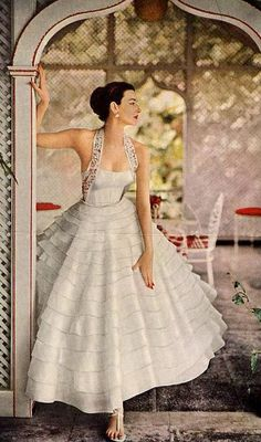 1953-Vintage wedding inspirations