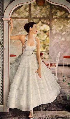 1953-Vintage wedding inspirations