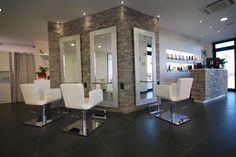 hair salon design | ... Salon furniture Made in France - Salon design - Hair and beauty salon