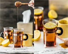 The best way to get better is with a COLD REMEDY HOT TODDY! A homemade cure for a common cold that's easy to make and much tastier than cough syrup!