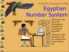 This is a visually appealing power point combining math skills with historical information about Ancient Egypt. Place value to the millions and word problems using hieroglyphics will challenge and inspire students . Answers are provided to the problems as the students make their way through the slides.