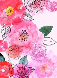 p-musette:  (Margaret Berg: floralsから)
