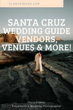 My guide to Santa Cruz, California weddings. Vendors, Vendors and more! This guide should help you plan your special wedding day! Santa Cruz California, Big Sur California, California Wedding, Elope Wedding, Wedding Venues, Old Steam Train, Visit Santa, State Parks, Wedding Photography