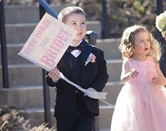 Uncle ___ Here Comes Your Girl Wedding Sign by TheRitzyRose
