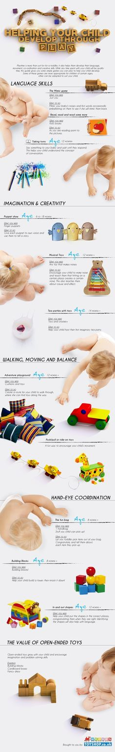 Encourage developmental milestones with hands on learning for infants and toddlers. Refine fine motor skills, gross motor actions, hand eye coordination with fun toys and inviting colors.