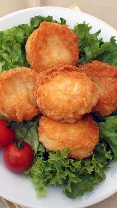"Czech cheese ""ducats"" - #recipes #czechrecipes #food #cheese #czechia"