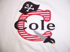 pirate shirt #2