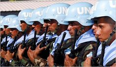 united nations peacekeeping forces | Peacekeeping News - The New York Times