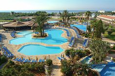 OLYMPIC LAGOON RESORT HOTEL Ayia Napa - Cyprus