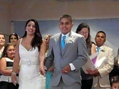 On Saturday, September I was given the honor to officiate the Wedding of Erendire (Endi) Medina and Jose Silva Romero with all of their family and friends at the Mt Valley Grange in Amboy, WA! Wedding Photos, Wedding Day, Wedding Officiant, September, Formal Dresses, Friends, Fashion, Marriage Pictures, Pi Day Wedding