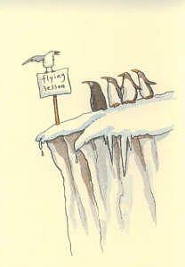 """Flying lessons"" by Anita Jeram"