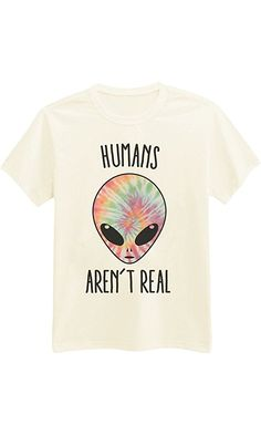 448c78bcc Andre s Designs Unisex Adult s Humans Aren t Real - I Don t Believe In