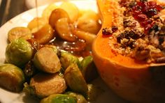 Looking for something vegan, hearty and non-Tofurkey to serve for Christmas dinner?  Look no further! When I was approached by the creators of The Vegan Kind monthly box and asked to develop a Christmas recipe for their December box, I jumped at the chance!  I'd recently seen a fantastic-looking twice-baked butternut squash recipe on Luminous Vegans, I …
