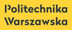 New Logo and Identity for Politechnika Warszawska by Podpunkt