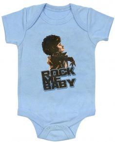 Kiditude - Jimi Hendrix Rock Me Baby Bodysuit $19.95 Read more: http://www.kiditude.com/catalog/jimi-hendrix/jimi-hendrix-rock-me-baby-bodysuit-243.html