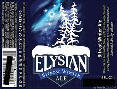 mybeerbuzz.com - Bringing Good Beers & Good People Together...: Elysian Brewing Updates Bifrost Winter Ale