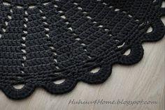 HUHUU 4home: Musta juhannusruusu