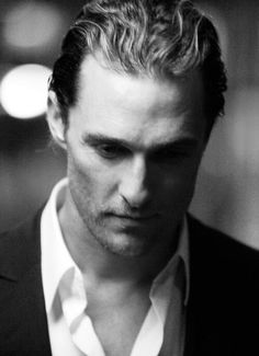 Matthew McConaughey. The best part about him is his voice.