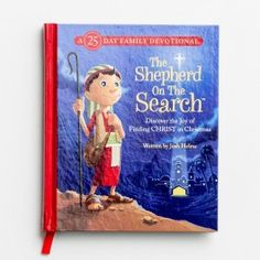 The Shepherd on the Search Family Devotional Advent Book | DaySpring