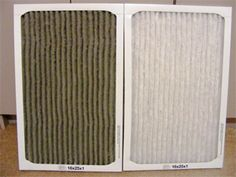 The Importance of furnace filter changes