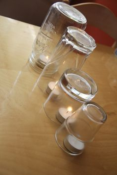 Here's a science experiment that gives your kids a chance to see how fire needs oxygen to burn, with a little math and writing practice thrown in.