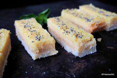 Simppelit sitruunapalat | Paleokeittiö