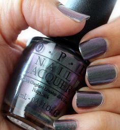 OPI Peace & Love & OPI | via Makeup and Beauty Blog