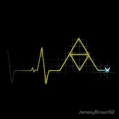 my heartbeat beats to the drum of gerudo valley. The Legend Of Zelda, Zelda Tattoo, I Tattoo, Sailor Jerry, Geek Out, Nerd Geek, Video Game Art, Video Games, Image Zelda
